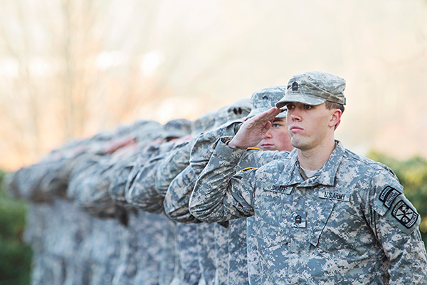 Veterans Day ceremony held Nov. 11 on campus