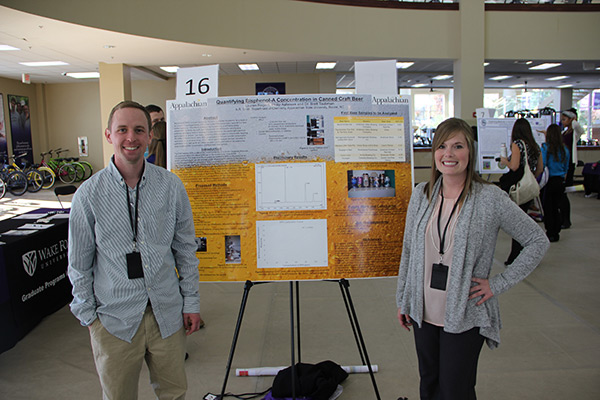 Students participate in the 11th Annual SNCURCS research event