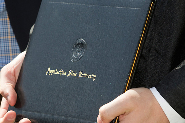 More than 1,700 students will receive an Appalachian diploma Dec. 12