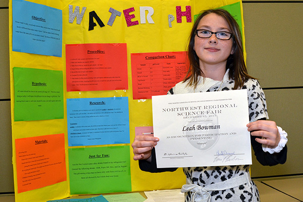 Appalachian hosts Northwest Regional Science and Engineering Fair