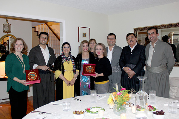 Appalachian professors help transform higher education in Kurdistan