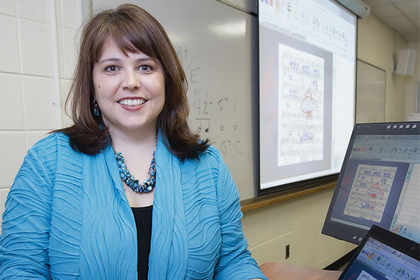 Billy Joel to Adele — Dr. Jennifer Snodgrass uses pop to teach music theory