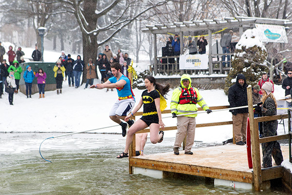 18th Annual Polar Plunge held Feb. 18 at Appalachian