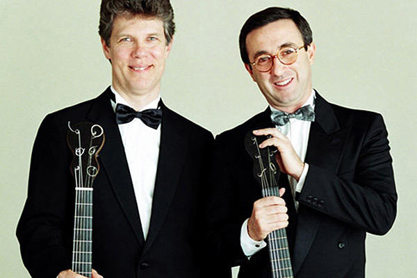 Rucco-James Duo performs Feb. 18