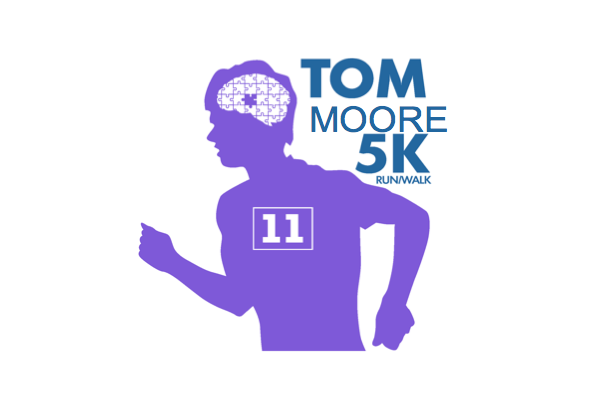 11th Annual Tom Moore 5K Run/Walk scheduled for April 9