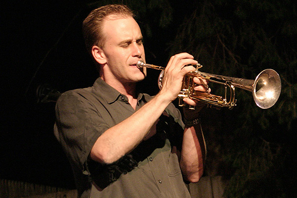 Trumpeter Scott Wendholt performs Feb. 19 at Appalachian
