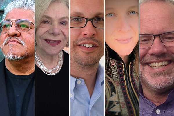 Spring visiting writers series features poets, travel writers