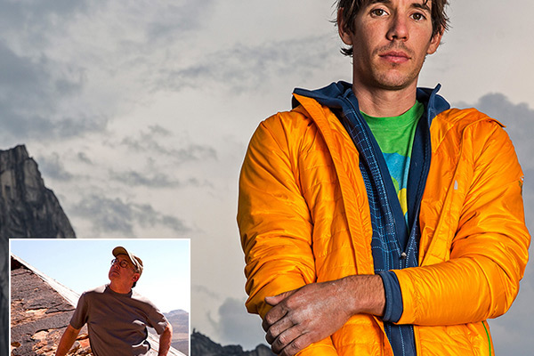 Well-known rock climbers David Roberts and Alex Honnold to speak at Appalachian