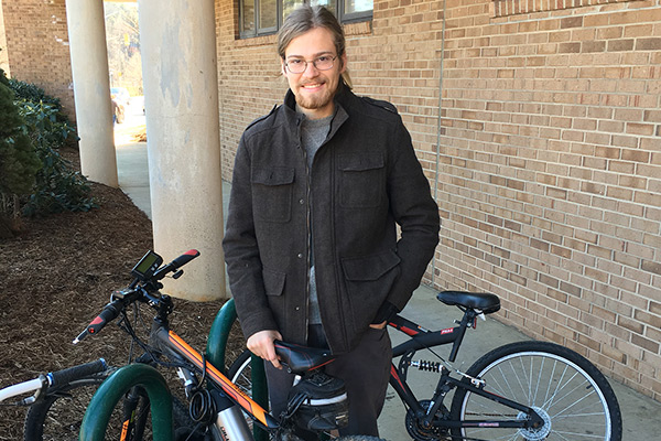 Student's feasibility study tests e-bike market in Boone