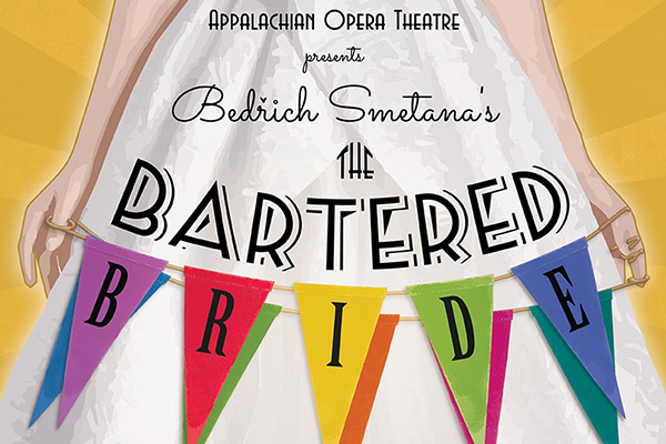 """The Bartered Bride"" opera takes the stage March 31-April 3"