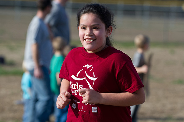Registration is now open for Girls on the Run 5k event on May 15