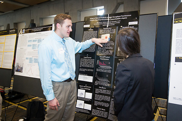 Sixty-one undergraduates participate in National Conference on Undergraduate Research