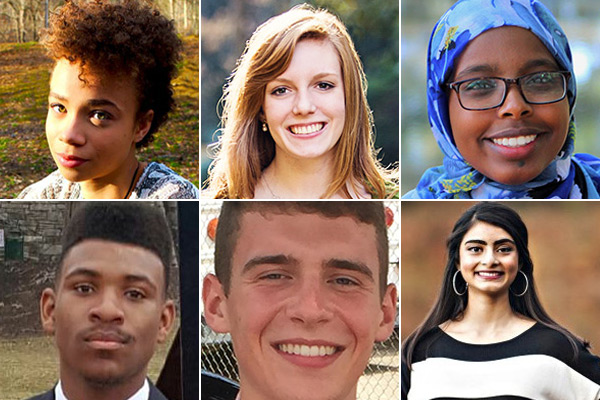 Appalachian State University announces Wilson Scholars for 2016