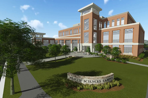 Beaver College of Health Sciences groundbreaking Thursday, June 23
