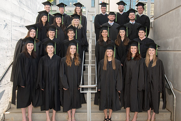 First Appalachian cohort of Wake Forest physician assistant students graduate