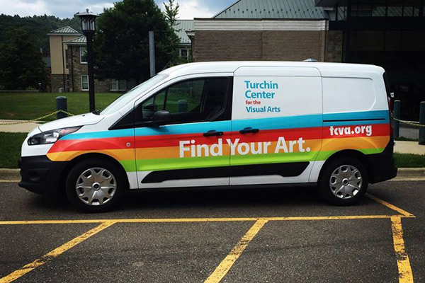 TCVA offers ROAM; its 'Art Books and Children' project to be offered this week in two locations