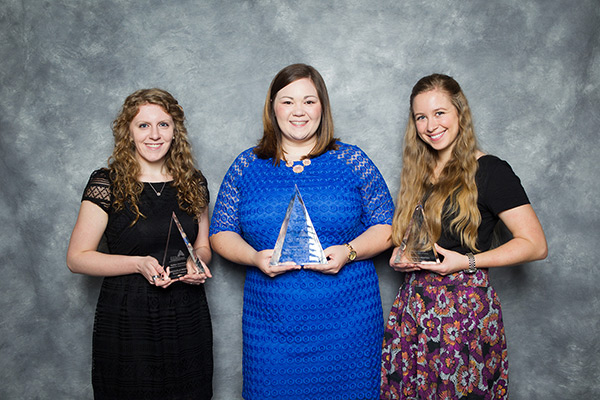 Appalachian students again take home top honors at SOURCE Awards