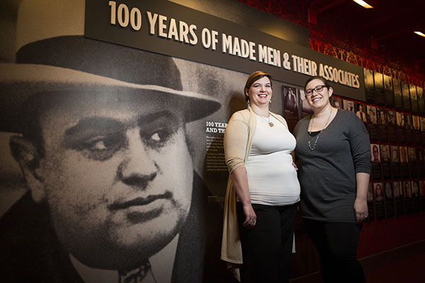 Making History at the Mob Museum