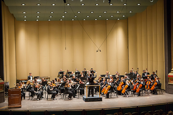 Appalachian Symphony Orchestra to perform at Schaefer Center Sept. 25