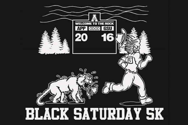 Registration is open for the Annual Black Saturday 5K Run/Walk