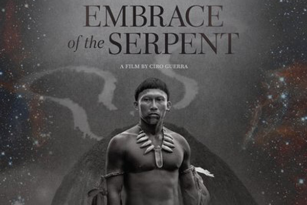 "Latin American Film Festival to feature Columbian film ""Embrace of the Serpent"""
