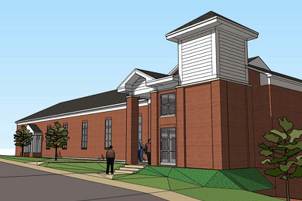 Howard Street Hall renovation and restoration to begin, will provide offices and classrooms for academics