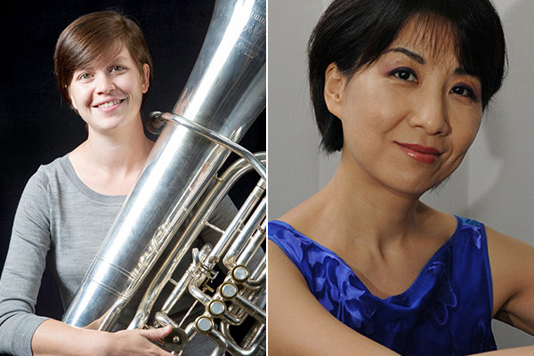Hayes School of Music presents free faculty recital Oct. 23