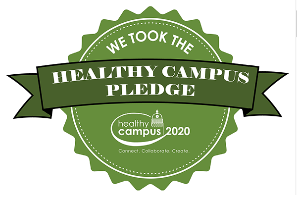 Appalachian State University takes pledge as healthy campus partner