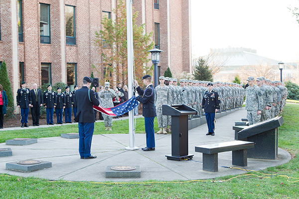 Appalachian State University, Boone Mall to mark Veterans Day with ceremonies
