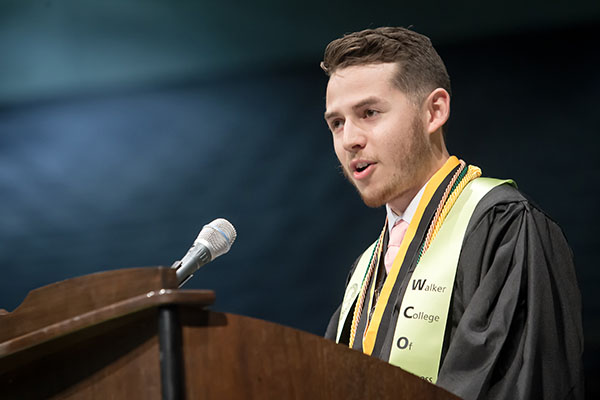 Appalachian graduates encouraged to serve their communities