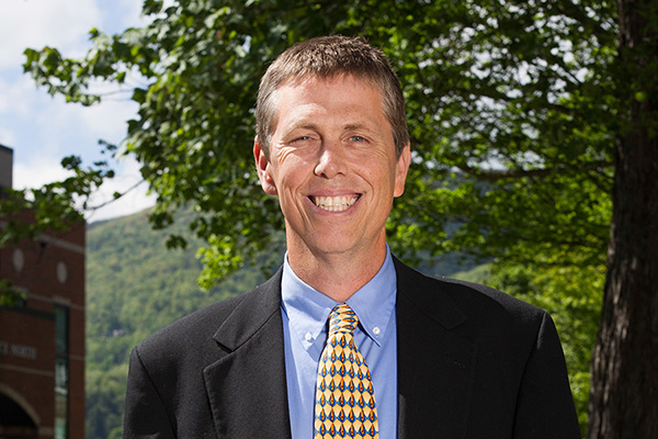 Ball named director of sustainability at Appalachian