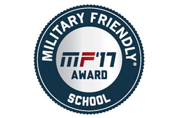 Appalachian State University named to Victory Media's 2017 Military Friendly® Schools list
