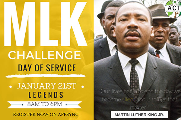 MLK Challenge to be held Jan. 21 at Appalachian State University