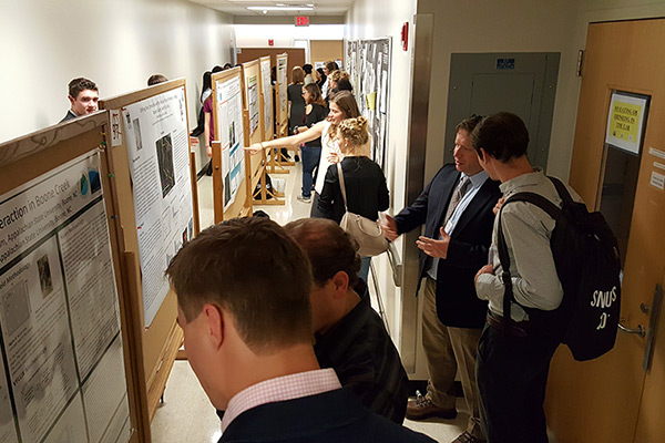 Appalachian students a major presence during the 12th Annual State of North Carolina Undergraduate Research and Creativity Symposium