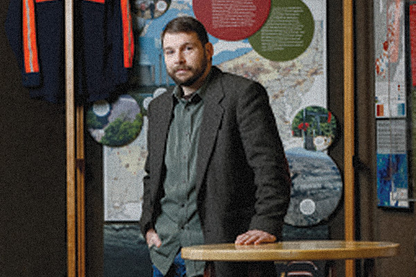 Former coal miner Nick Mullins to present 'Blood on the Mountain' Feb. 21 as part of Appalachian's Sustainability Film Series