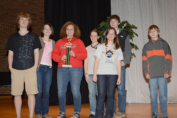 Appalachian to host qualifying event for NCCTM State Mathematics Contest