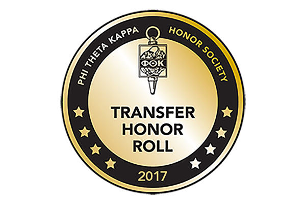 Appalachian named to Phi Theta Kappa's Transfer Honor Roll for high-quality support programs