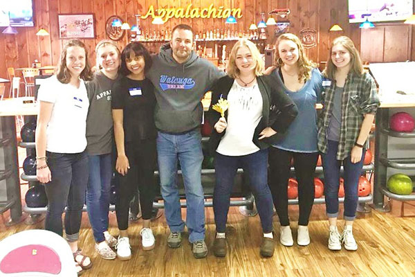Fundraising class raises $8,000 for High Country nonprofits