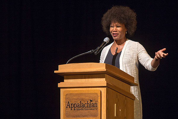 Urban revitalizationist Majora Carter champions 'people energy' at Appalachian Energy Summit