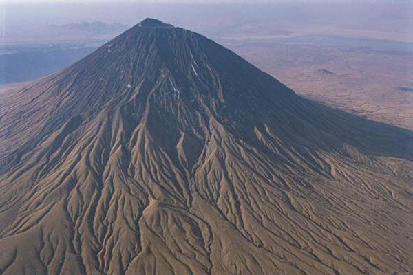 'Mountain of God' Volcano Preparing to Erupt