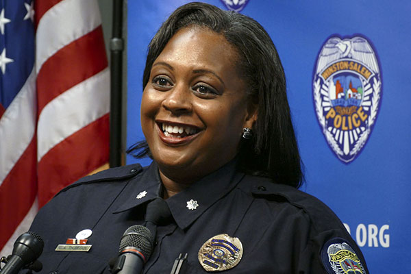 Winston-Salem names new police chief