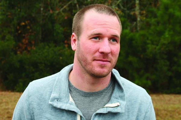 Jeremy Jones, nonfiction writer, to open Appalachian's Visiting Writers Series