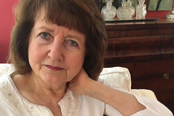 Poet Susan Ludvigson appears in Appalachian's Visiting Writers Series