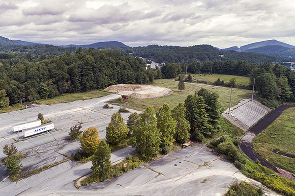 Appalachian, Watauga County close on old Watauga High School property