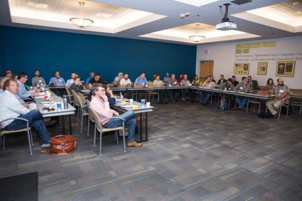 Appalachian Carbon Research Group (ACRG) Hosts Successful Forest Offset Workshop