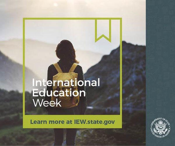 International Education Week (IEW)