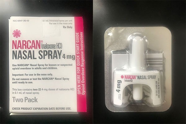 University Police granted use of anti-overdose drug