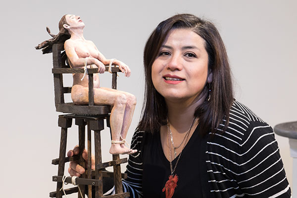 Dreams inspire Appalachian student's sculptures