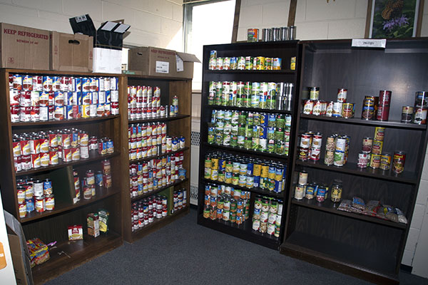 Appalachian State Offers Food Pantry For Students and Staff