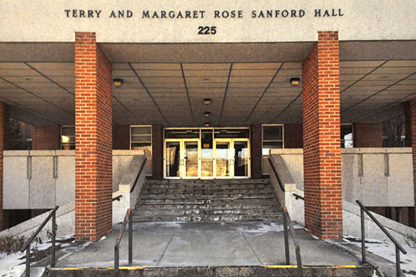 Trustees OK fee increase to renovate Sanford Hall